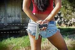 Becky is pro-gun?