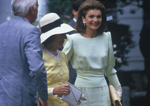 Jacqueline Kennedy Onassis - Page 23 - the Fashion Spot